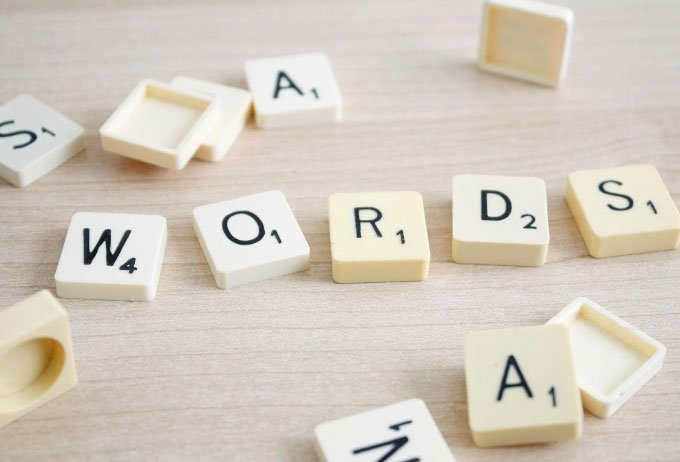 Spell it out with Scrabble